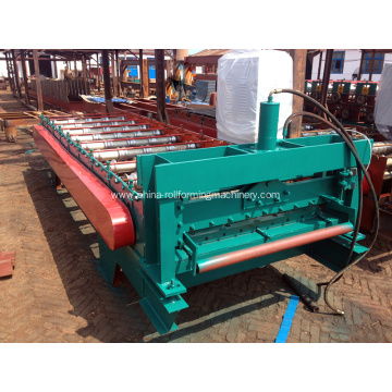 High-end colour Steel Plate Bending Machine