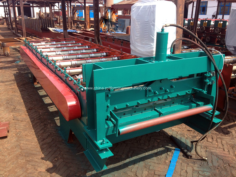 Tile Roll Forming Machine for Roof Profile
