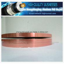 Matériau du cuivre, du matériel pour animaux et du ruban isolant Lamelle de cuivre laminé