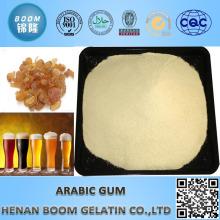 Arabisches Gummi-Pulver als Klärmittel im Wein