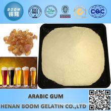 Lustering Agent Yellow Gum Arabic Powder