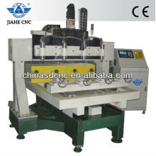 JK-3080S Cylinder and 3d CNC Stone Router
