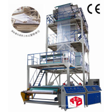 Máquina de soplado de película de coextrusión de tres o cinco capas (SJ500-1500)