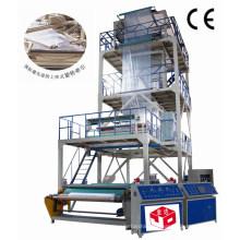 Máquina de sopro de filme de co-extrusão de três ou cinco camadas (SJ500-1500)