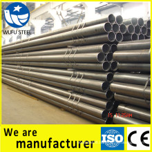 High Quality Black Welded Steel Pipe Manufacturer
