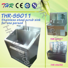 Hospital Stainless Steel Scrub Sink