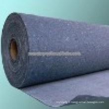 Toile de fond de feutre en asphalte complexe pour une membrane bitumineuse SBS ou APP