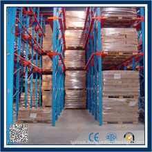 Automatic Storage and Retrieval Pallet Racking System (ASRS)