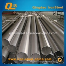 TP304 Welded Stainless Steel Pipe for Fluid Conveying Pipe