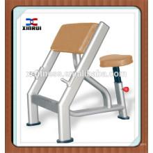 Nomes de equipamentos de ginástica / para musculação / Ginásio integrado trainer XR-9940 Scott bench