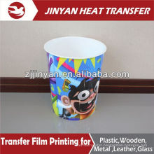 customized silicone heat transfer label