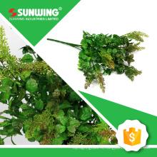 Eco-содружественная зеленая искусственная ткань спрей растений с пожаробезопасное испытание
