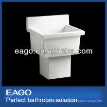 Évier de lavette en céramique Eago BF2220 / ZC2220 MOP TUB