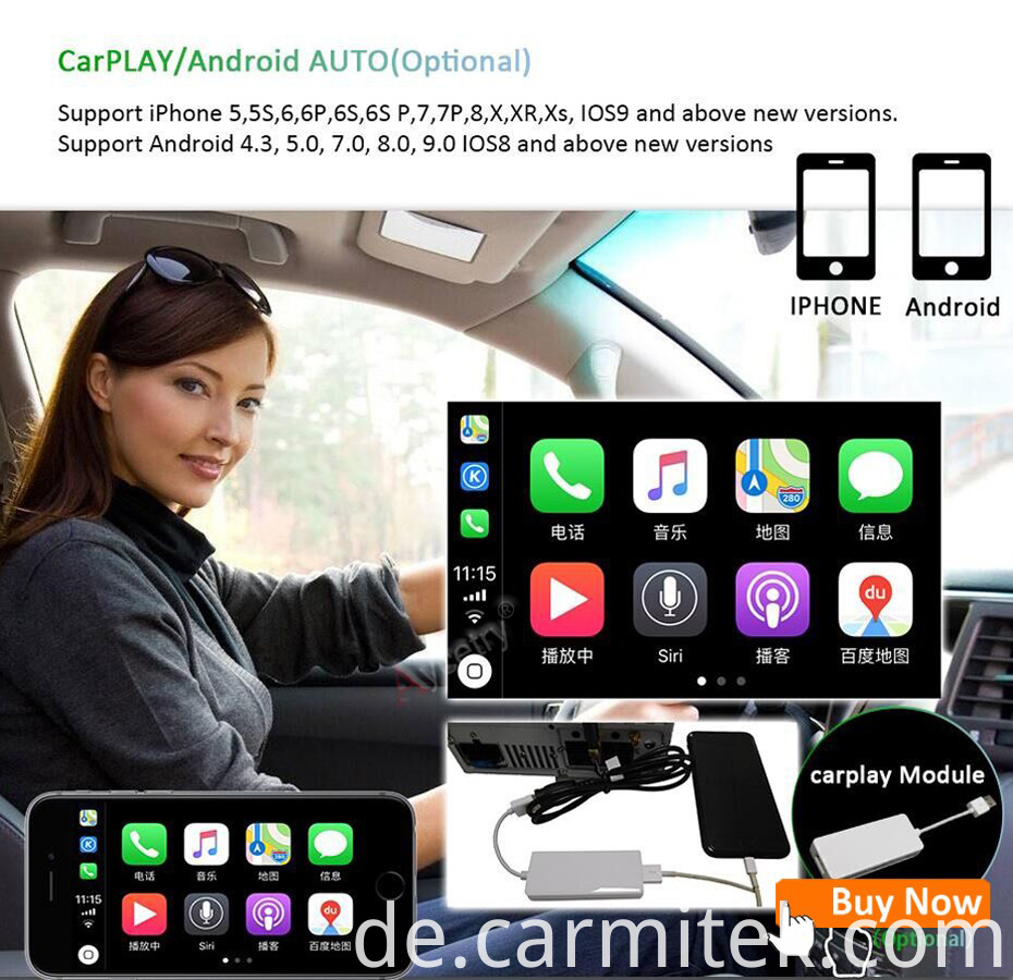 Android car dvd for Audi A4 2002