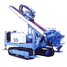 Moving Type Anchoring Drill Machine Top Drive Head Portable Drilling Rig