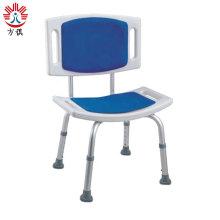 Handicap height adjustable Plastic bath Chair Shower Chair