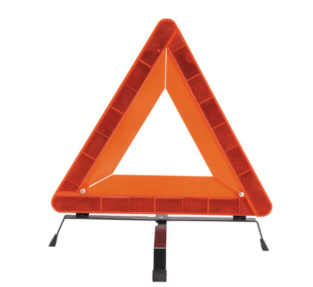Reflective Folding Tripod Sign