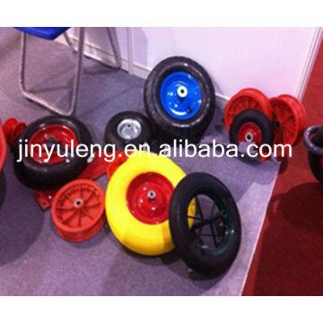 PU wheelbarrow tyre