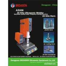 Machine de soudure en plastique ultrasonique pour le briquet