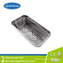 emballage de nourriture de nourriture d'aluminium de nourriture de sécurité