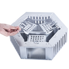 Animal mouse trap cages