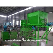 Machine à emballer hydraulique de rasage de bois de Competitve Price