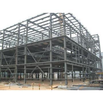 Structure de l'acier préfabriquée à faible coût Carport