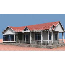 Цветные оцинкованные металлические крыши