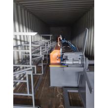 máquina perfiladora de paneles de yeso de canal