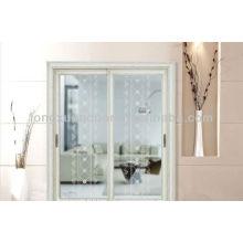 Marine Aluminum Sliding Door with Glass and Modern Design