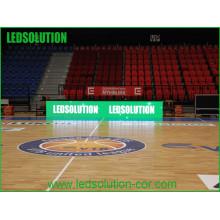 Exposição de diodo emissor de luz do perímetro dos esportes, exposição de diodo emissor de luz do estádio, propaganda