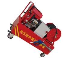 Mobile small high-pressure water mist fire extinguish system fire suppression equipmentnt