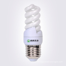Lampes à économie d'énergie spiral 9-15W à grande échelle 2700k-6500k