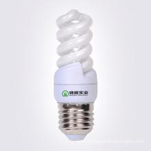 Small Full Spiral 9-15W Energy Saving Lamps 2700k-6500k
