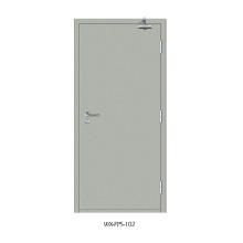 High Quality Fireproof Door (WX-FPS-102)