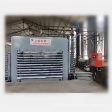 Plywood laminating machine/Veneer brick machinery/Veneer press machine