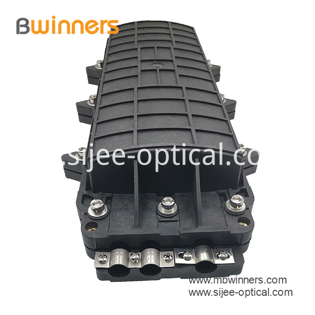 Dome Fiber Optic Splice Closure