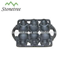 cast iron cake cookware
