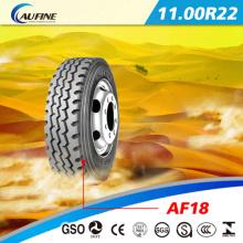 Qualitativ hochwertige Radial Dump Truck Reifen (11.00R22-18)