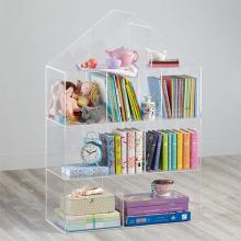 Полка Perspex Acrylic Display Shelf, акриловая стойка для документов