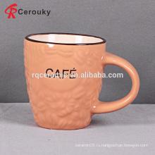Оптовая дешевая керамическая кружка для кафе