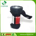 4 * AA батарея пластиковые светодиодные фары 3W привели аккумуляторная кемпинг фонарь