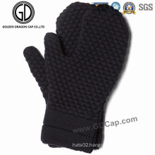 Wholesale Winter Fashion Warm Knit Gloves