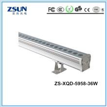 Prix de gros professionnel de laveuse de mur de la puissance élevée LED