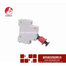 Wenxzhou BAODSAFE Miniature Circuit Breaker Lockout (Pins outward) BDS-D8601Red colour