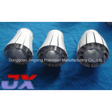 Alumínio usinagem CNC e lâmpadas de corte de fio e lanternas