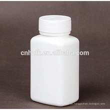 Tamanho diferente farmacêutico de garrafas redondas