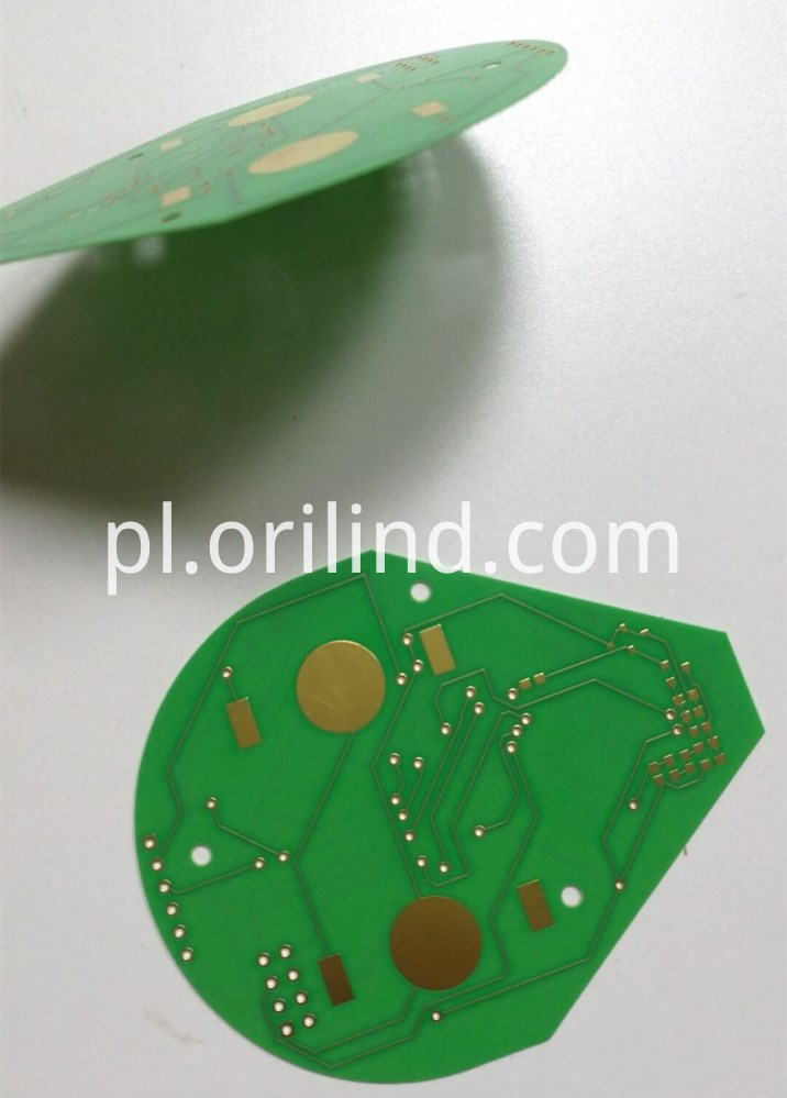 Thin rigid pcb board