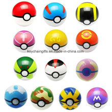 13 Arten 7cm Pikachu Cosplay Pop-up Pokeball Spielzeug