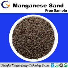 35% Manganese sand 0.6-1mm for manganese and iron removal